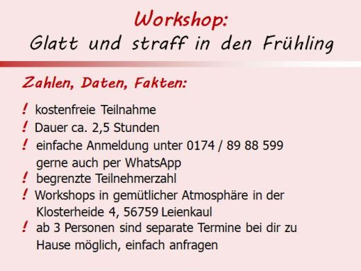 Workshop 4